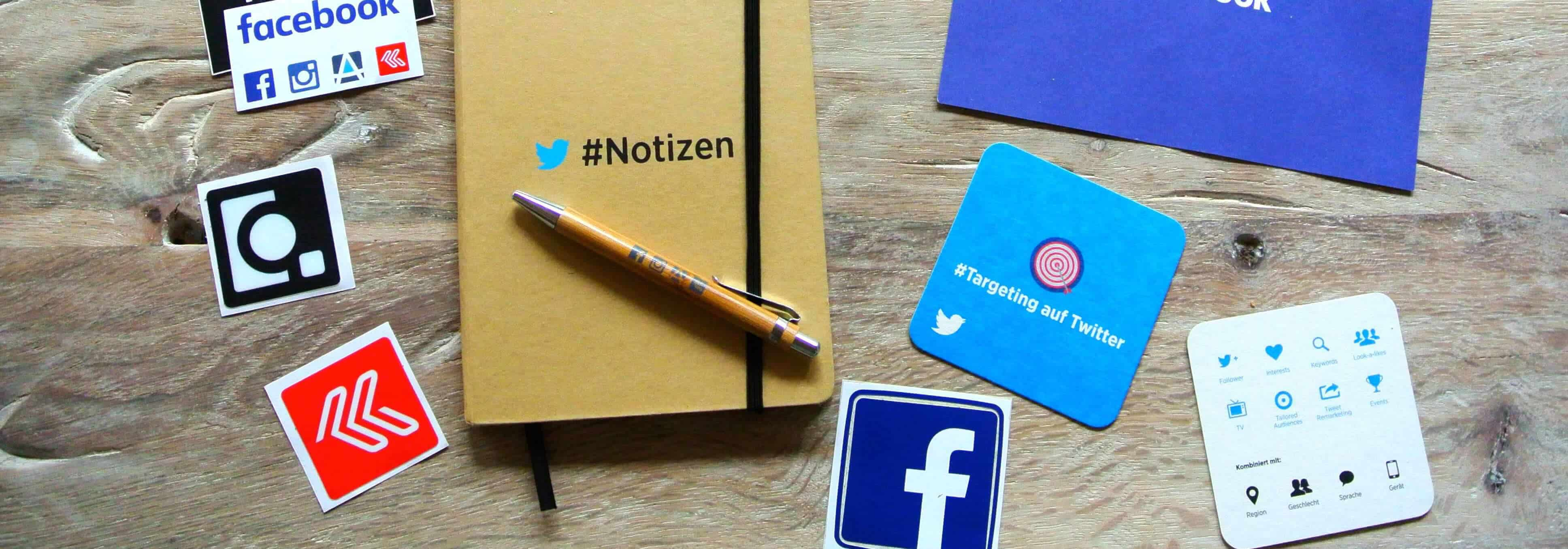 Organizing your social media apps