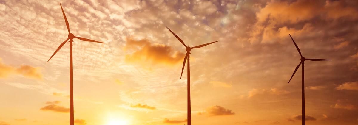 It is looking good for renewable energy